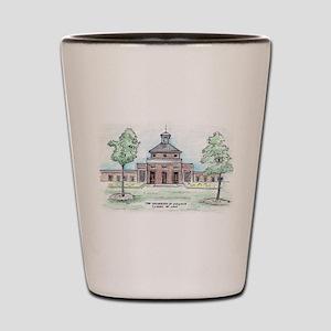 University of Virginia School of Law Shot Glass