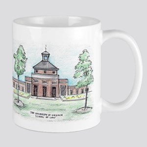 University of Virginia School of Law Mugs