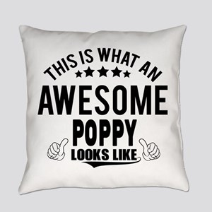 THIS IS WHAT AN AWESOME POPPY LOOKS LIKE Everyday