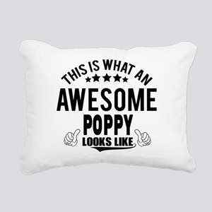 THIS IS WHAT AN AWESOME POPPY LOOKS LIKE Rectangul