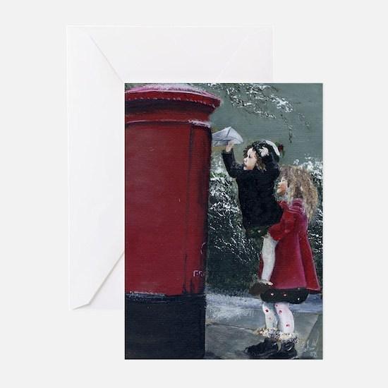 Cute Postal Greeting Cards (Pk of 20)