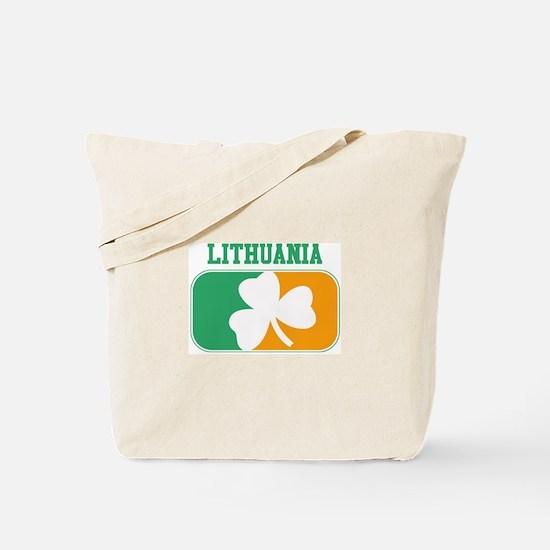 LITHUANIA irish Tote Bag