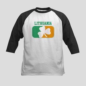 LITHUANIA irish Kids Baseball Jersey