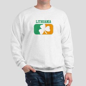 LITHUANIA irish Sweatshirt