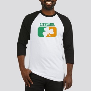 LITHUANIA irish Baseball Jersey