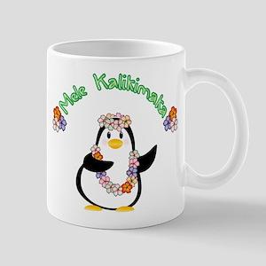 Mele Kalikimaka Penguin Mugs