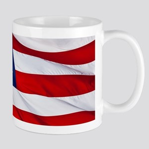United States Flag in All Her Glory Mugs