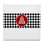 Personalized Print Tile Coaster