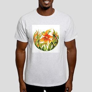 Lillias Ash Grey T-Shirt