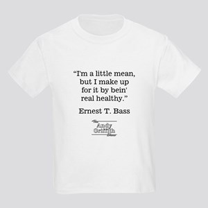 ERNEST T. BASS QUOTE Kids Light T-Shirt