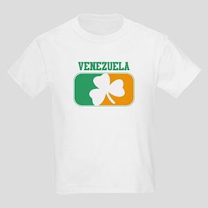 VENEZUELA irish Kids Light T-Shirt