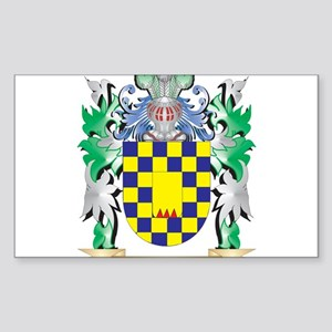 Giro Coat of Arms (Family Crest) Sticker