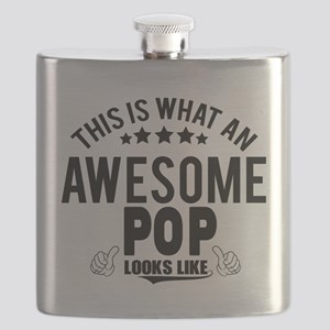 THIS IS WHAT AN AWESOME POP LOOKS LIKE Flask