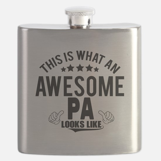 THIS IS WHAT AN AWESOME PA LOOKS LIKE Flask