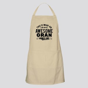 THIS IS WHAT AN AWESOME GRAN LOOKS LIKE Apron