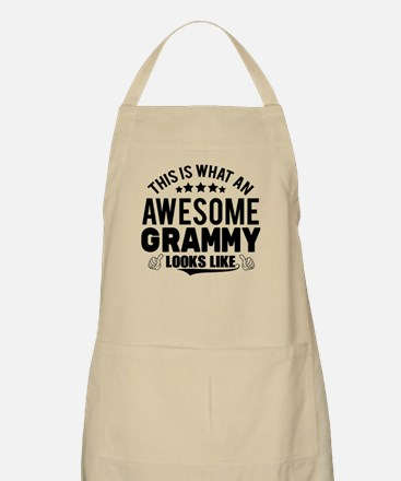THIS IS WHAT AN AWESOME GRAMMY LOOKS LIKE Apron