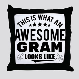 THIS IS WHAT AN AWESOME GRAM LOOKS LIKE Throw Pill