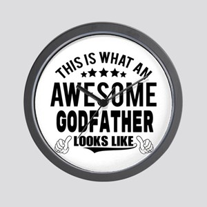 THIS IS WHAT AN AWESOME GODFATHER LOOKS LIKE Wall