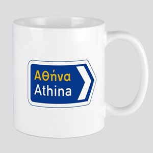 Athens, Greece Mug