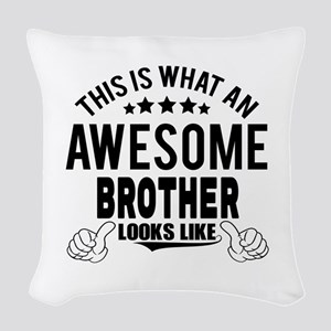 THIS IS WHAT AN AWESOME BROTHER LOOKS LIKE Woven T