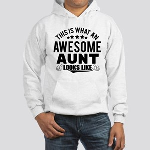 THIS IS WHAT AN AWESOME AUNT LOOKS LIKE Jumper Hoo