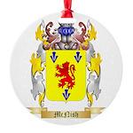 McNish Round Ornament
