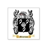 Michelson Square Sticker 3