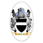 Michels Sticker (Oval 50 pk)