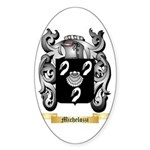 Michelozzi Sticker (Oval)