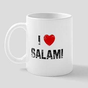I * Salami Mug