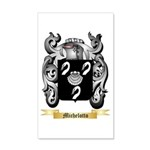 Michelotto 20x12 Wall Decal