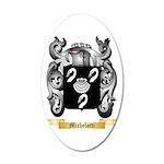 Michelotti 20x12 Oval Wall Decal