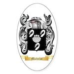 Michelot Sticker (Oval 10 pk)