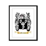 Michelot Framed Panel Print