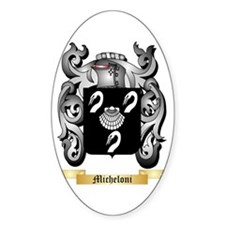 Micheloni Sticker (Oval)