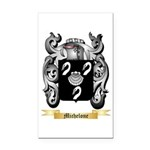 Michelone Rectangle Car Magnet