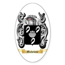 Michelone Sticker (Oval)