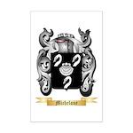 Michelone Mini Poster Print