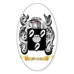 Michelk Sticker (Oval 50 pk)