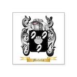 Michelis Square Sticker 3