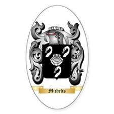 Michelis Sticker (Oval)