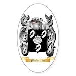 Michelino Sticker (Oval)