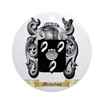 Michelino Round Ornament