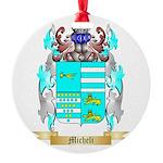 Micheli Round Ornament