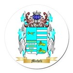 Micheli Round Car Magnet