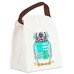Micheli Canvas Lunch Bag