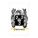Michelevitz Sticker (Rectangle)