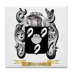 Michelevitz Tile Coaster