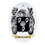 Michelevitz Oval Ornament