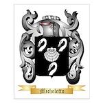Micheletto Small Poster